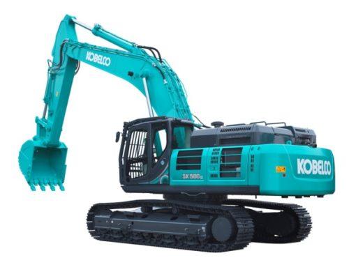 Kobelco SK500LC-10
